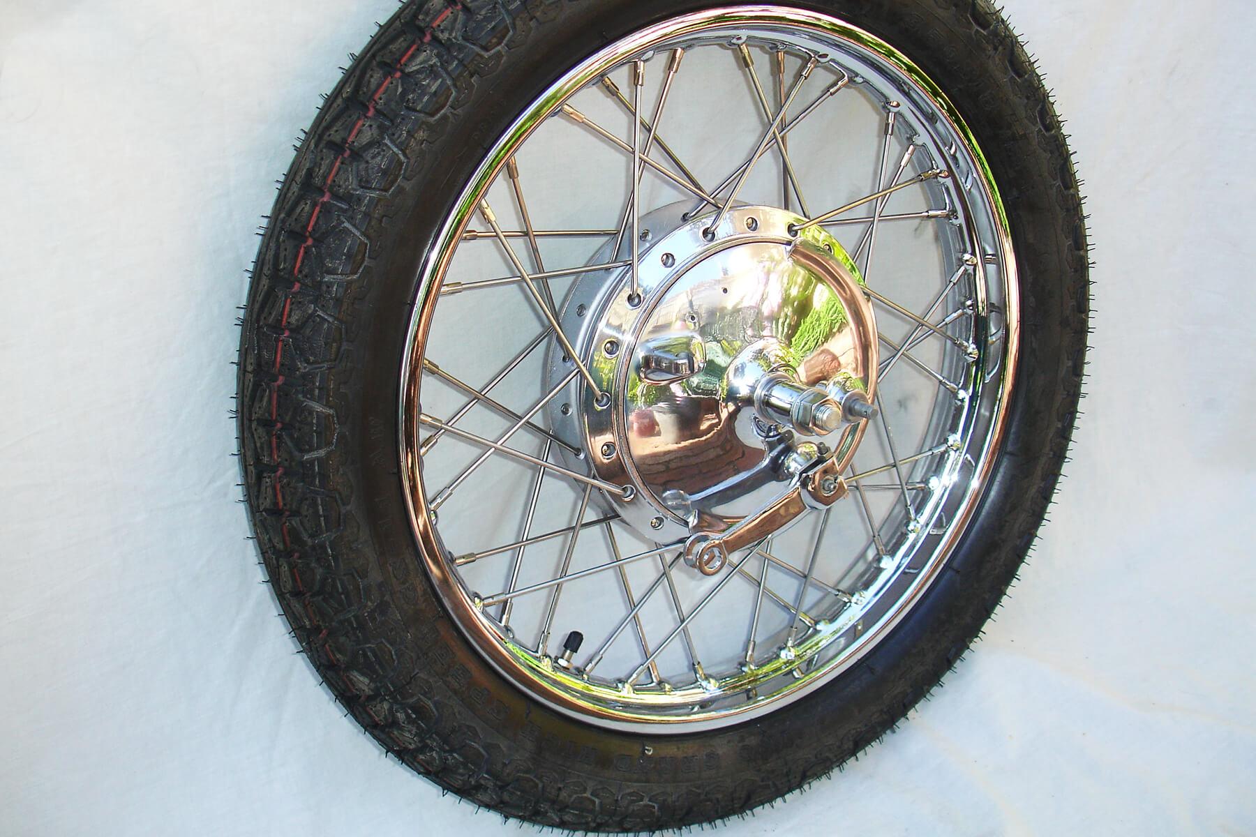 IRC Tyres.