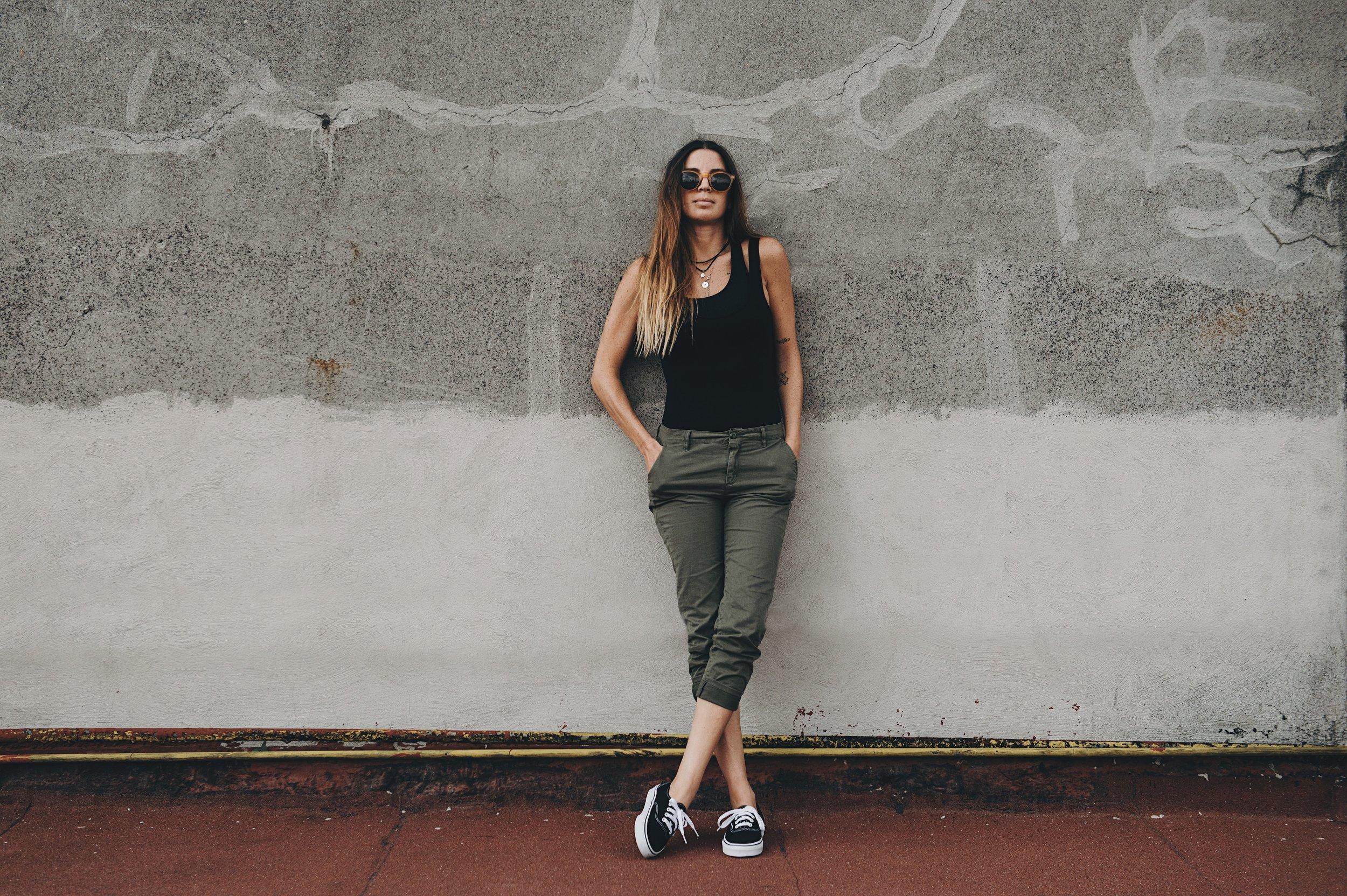 ANA PAULA ALVAREZ - Follow her Journey