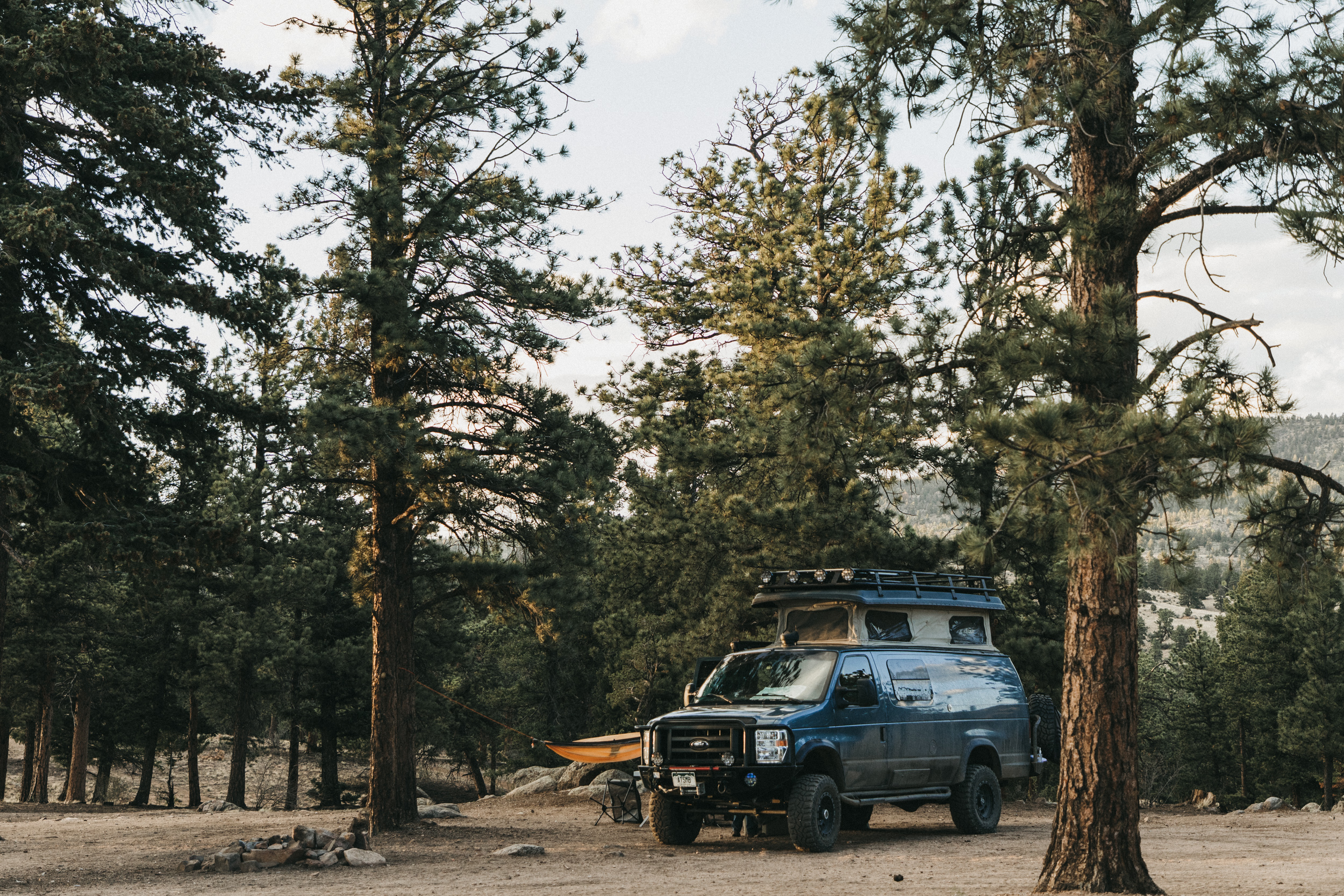 Rocky Mountains - an overlanding family trip