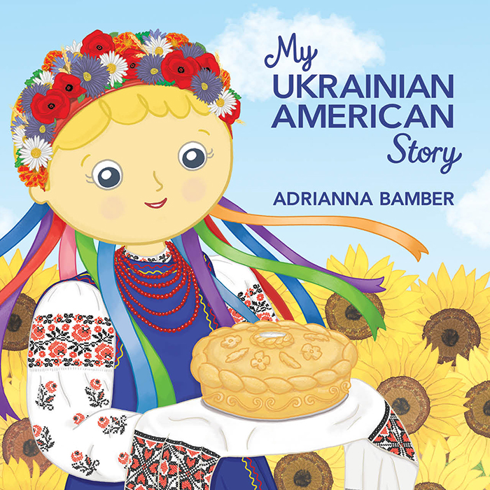My Ukrainian American Story Softcover