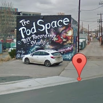 That feeling when Google Earth finally updates what your business looks like on the street view.  #ThePodspace