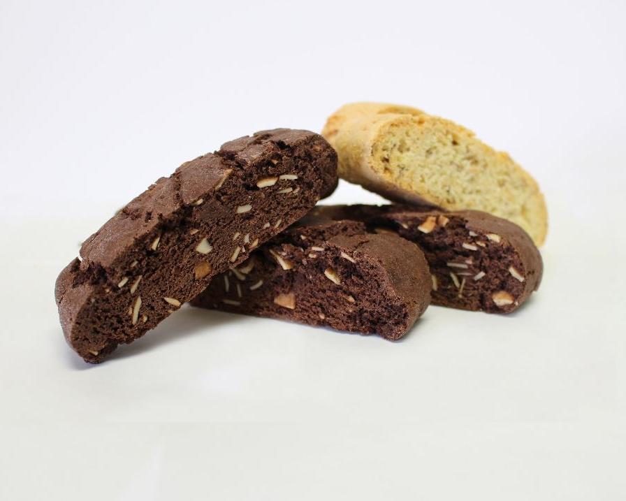 biscotti - Chocolate Almond Zesty LemonMaple WalnutOrange CranberryHazelnutMocha