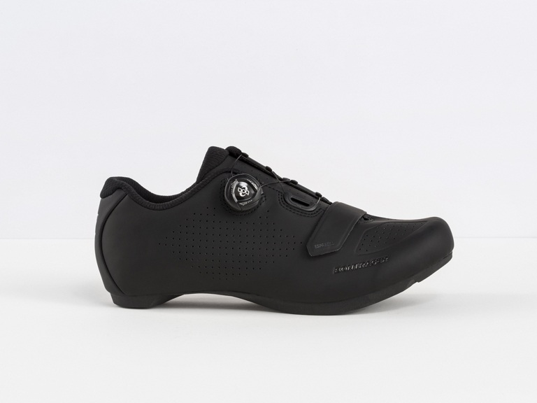 Espresso  Walkable cycling shoe with all the features you would expect from a performance road shoe.
