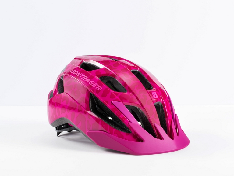 Bontrager Solstice MIPS Youth Bike Helmet  All-purpose, value-packed youth helmet with the added protection of MIPS.