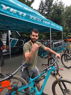 Newest Member - Alex Brown is a Bay Area native and has been riding for years! He was a long-time customer turned employee. His bikes of choice are Pivot Firebird and Transition Vanquish!