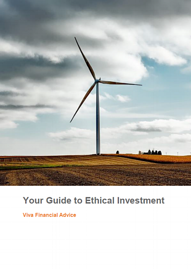Your guide to ethical investment from viva financial planning