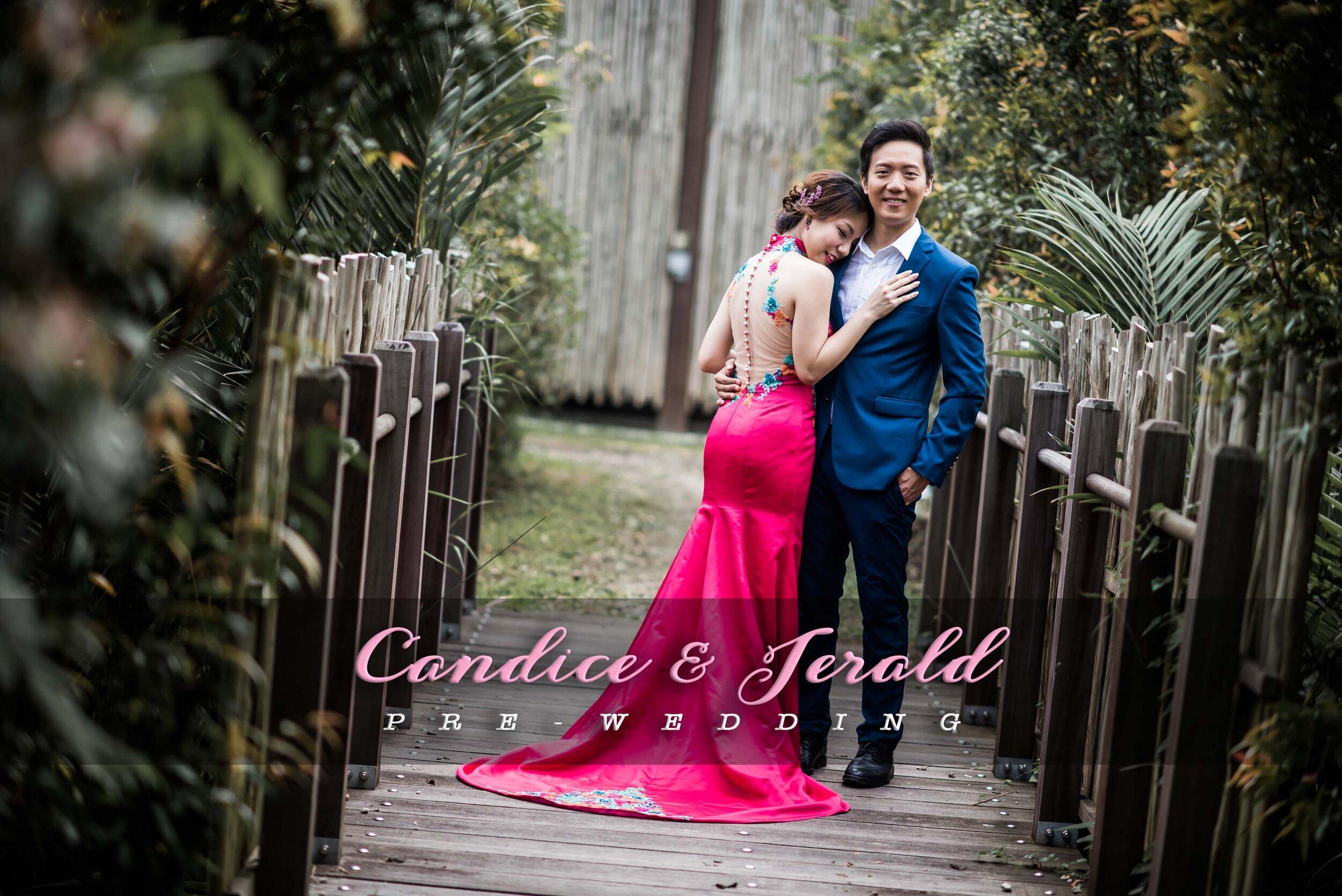 Singapore Pre-wedding Photographer Top 10 Moments