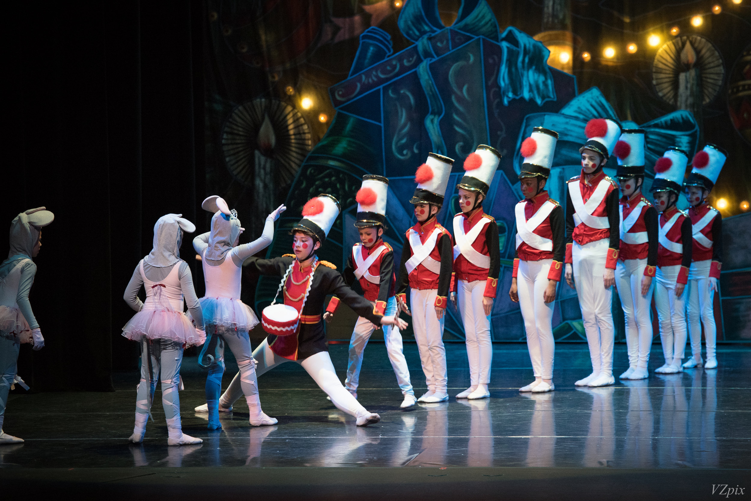Experience Dancing & Creating The Nutcracker - Register now to secure your spot!