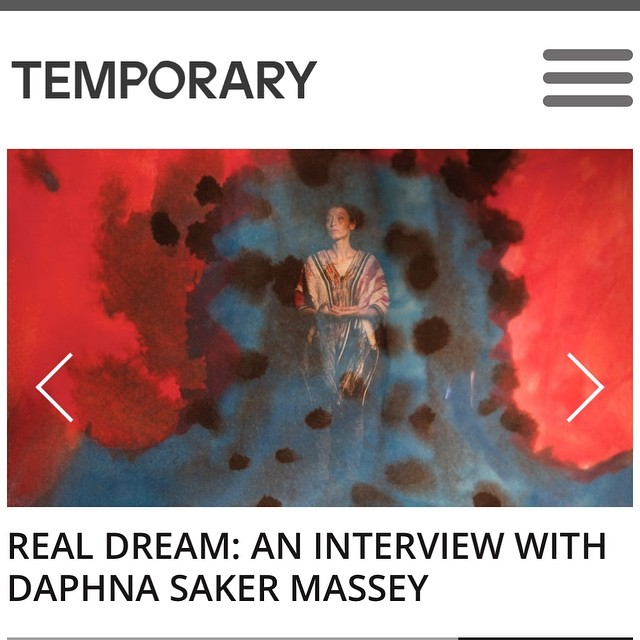 Thank you Sarrita Hun and  Temporary Art Review for interviewing me for the Art and Healing feature. I talk about some of the inspirations and personal steps that led me to the Real Dream method. . . . . . . . #temporaryartreview  #sarritahun #realdream  #art #interview #inspiration #photography #expandingawarness  #expandingawarnessthroughart #Painting #participatoryart #artandhealing