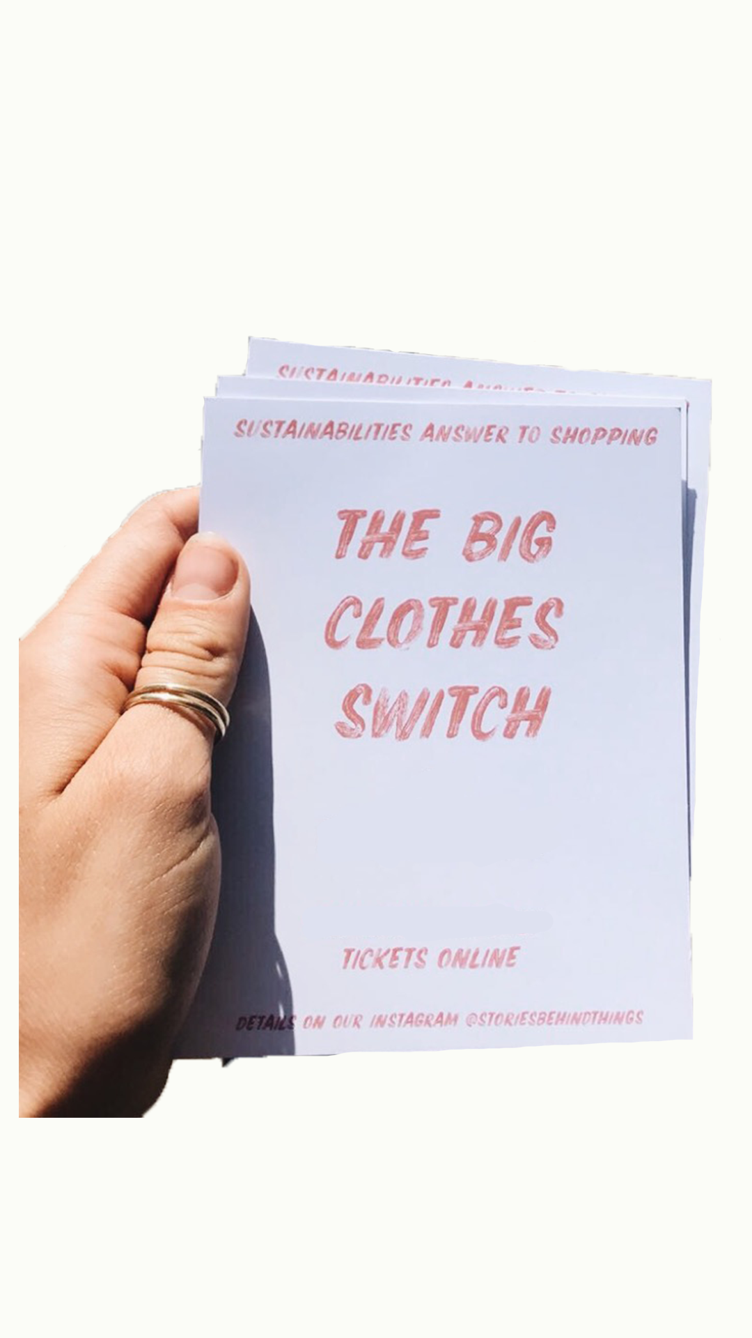 THE BIG CLOTHES SWITCH - the short: a clothes switching event to redefine newness and grow the sharing economy.