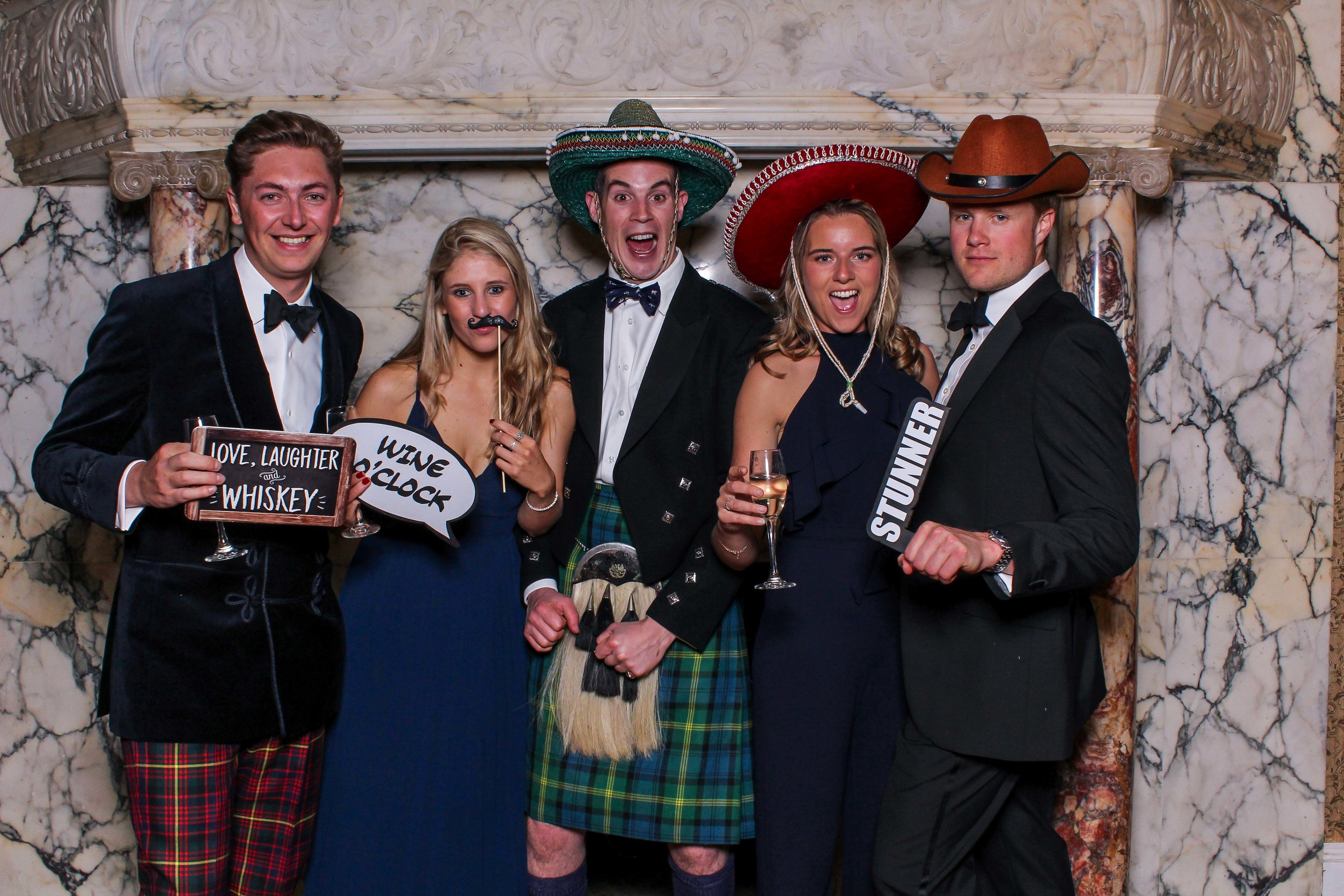 Balcombe place launch party - Saturday 12th May 2018Photo Booth Pictures with Fresh Booths