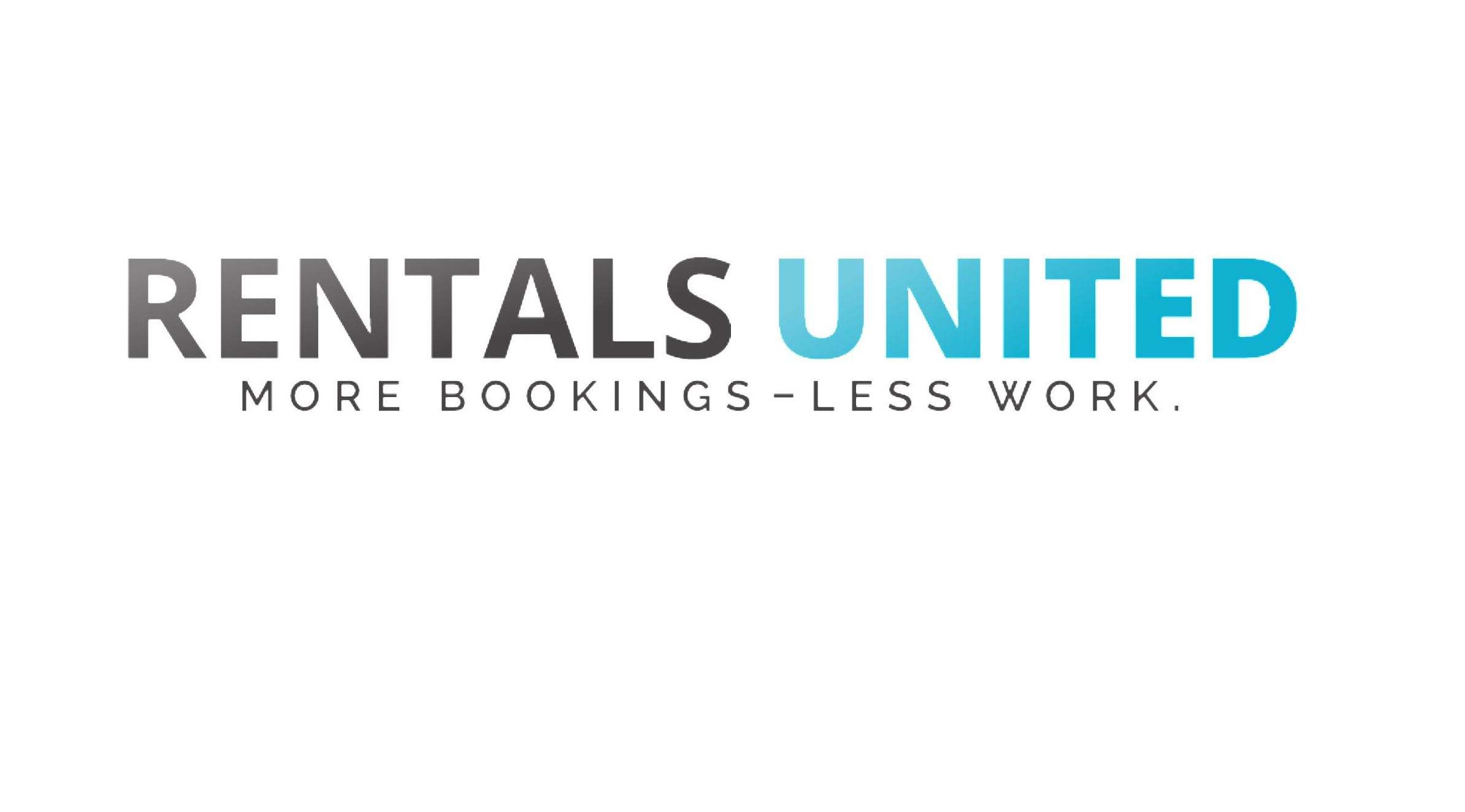 - With Rentals United you not only have your channel management needs covered... We also give you access to external services to help with your pricing, payment and operations.