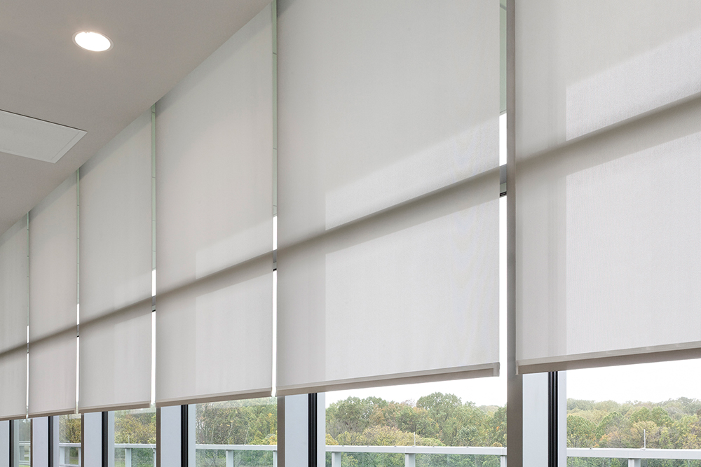 Automated blinds and curtains