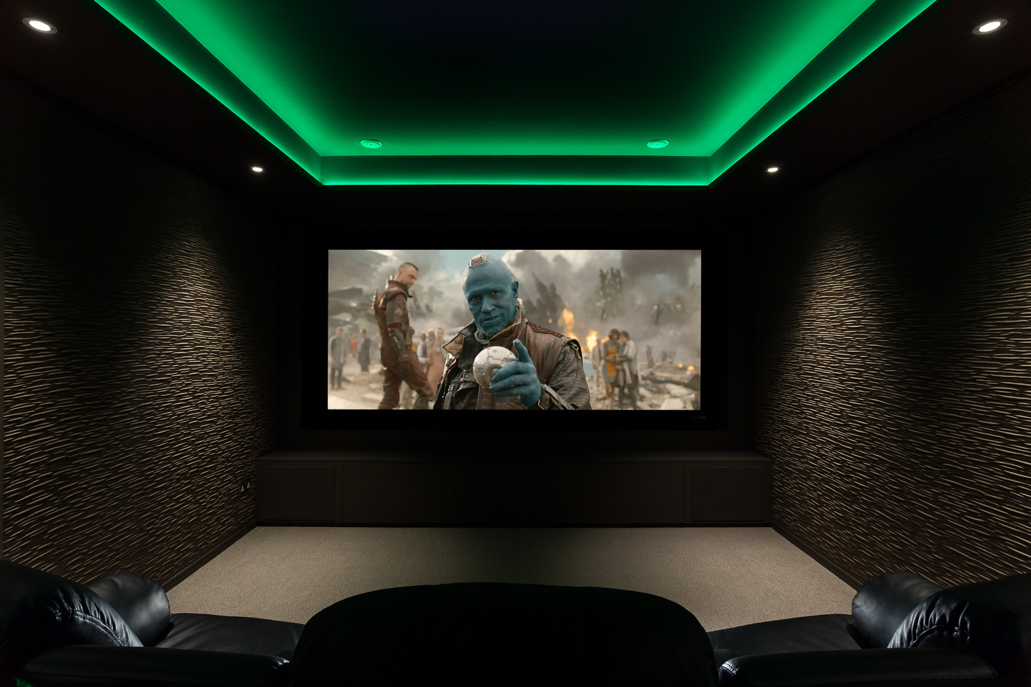 Basement Cinema - Guardians of the Galaxy