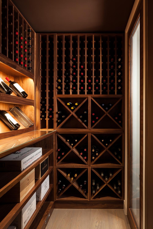 Edwardian Glass House - Wine Cellar