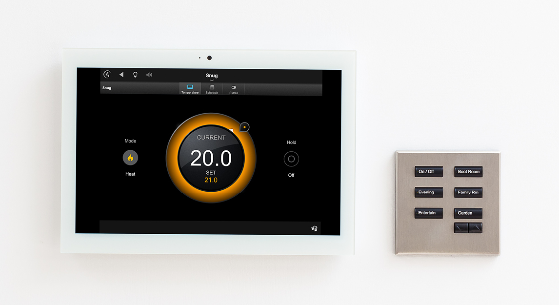 Equippd Heating Touchscreen