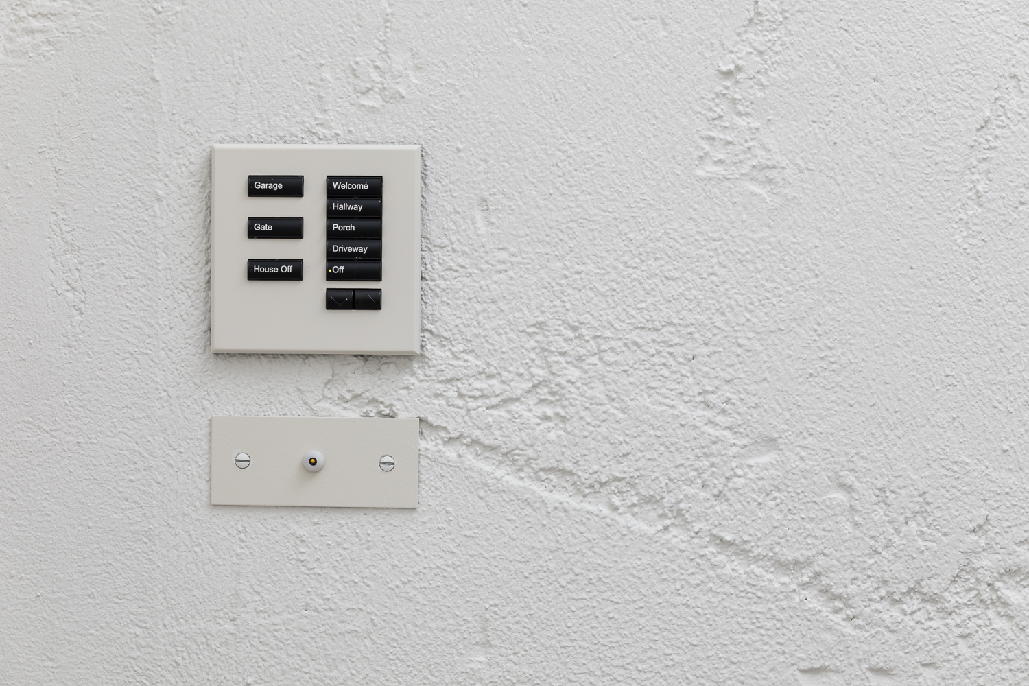 Automated Smart Home - Custom Keypads and Thermostat Probes