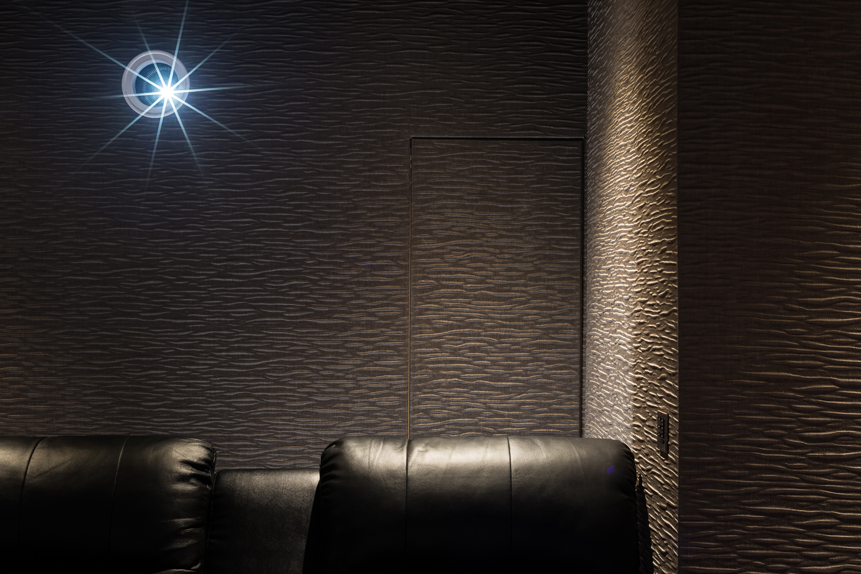 Equippd Hidden Cinema - Rack Closed