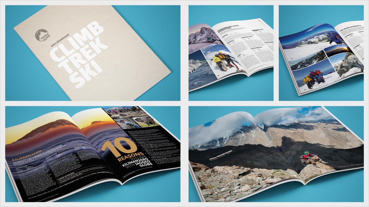56 page brochure