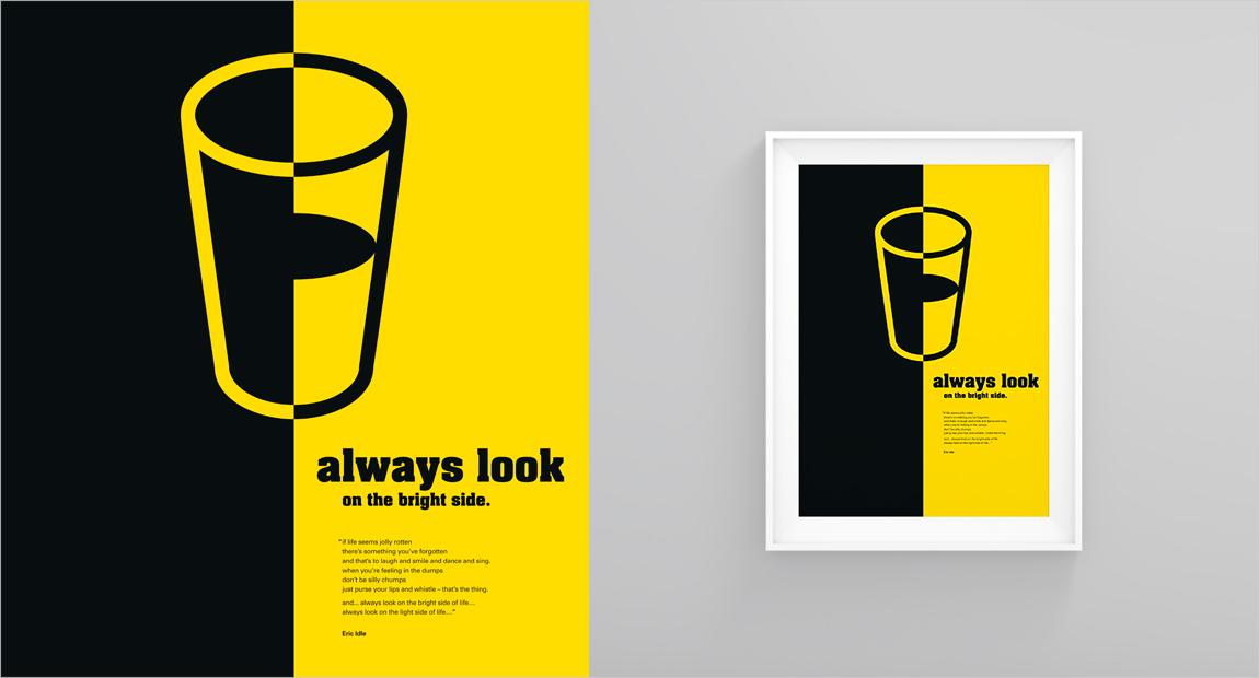 Always look poster