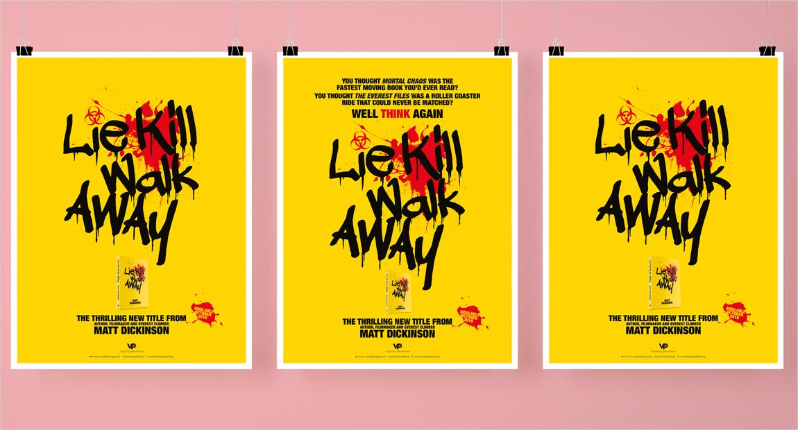 Lie Kill Walk … poster