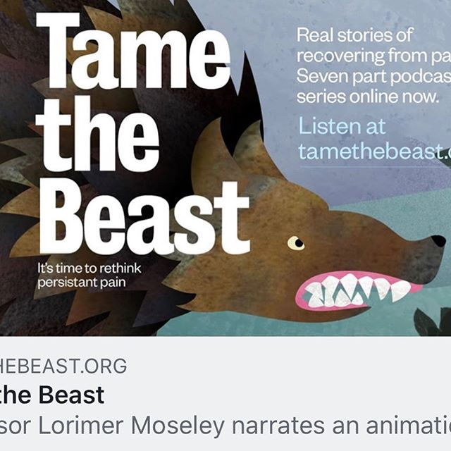 Thank you @sarrazemmel for bringing this conversation out of the dark closet or beneath the carpet! How do you resonate with this topic? #tamethebeast #lorimermosley #pain #painscience #whataboutpain #whydowefeelpain #mindbodyconnection #bodyfulness #embodiment #somaticexperiencing #soma #neilpearson #exploringyogaineverydaylife #yogaasaquestion #eds #elhersdanlossyndrome #elhersdanlossociety