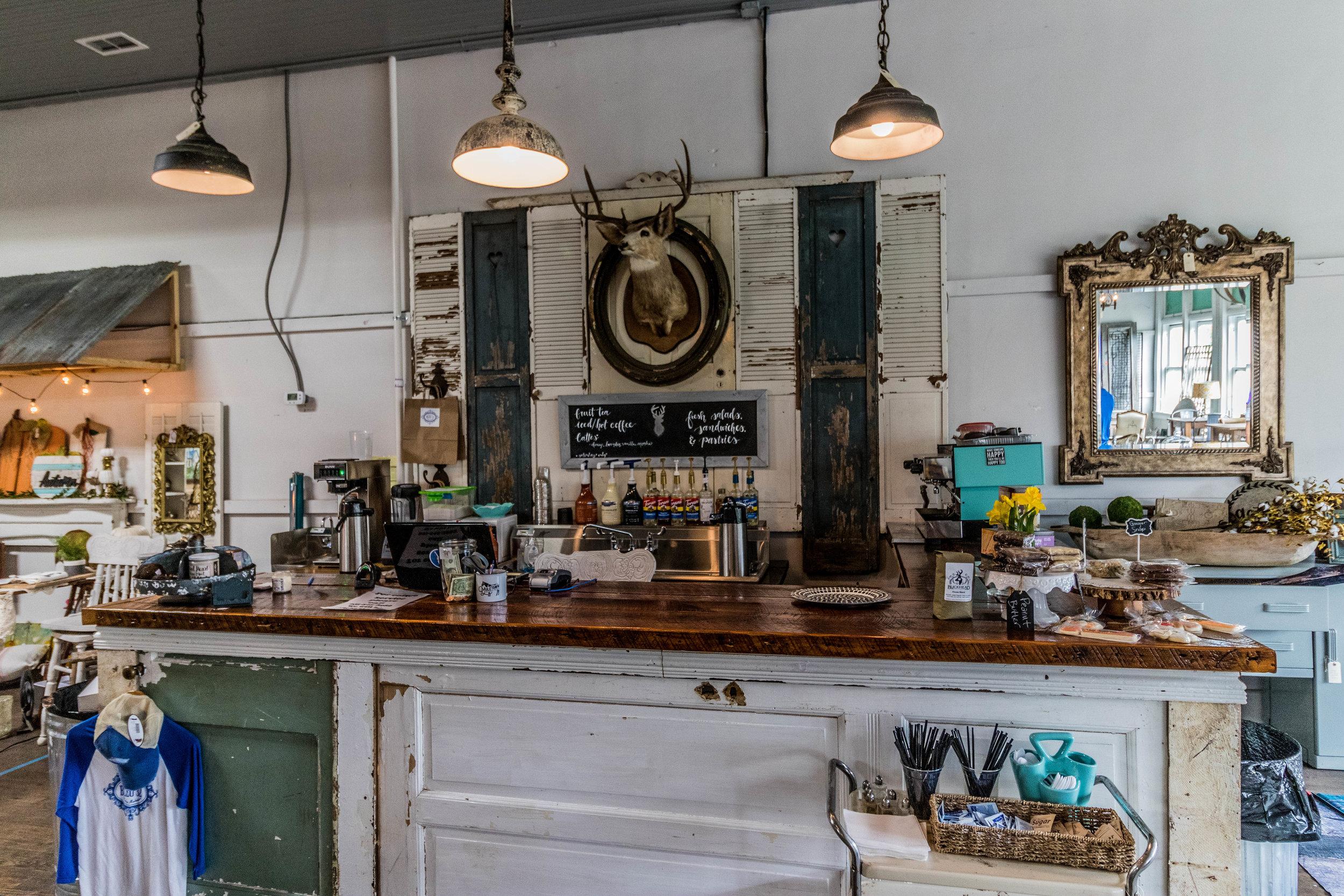 Buckhead Coffeehouse at Blue 32