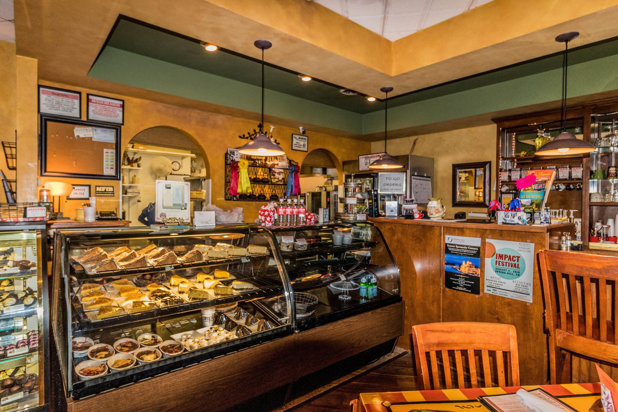 Square Market & Cafe Columbia, TN