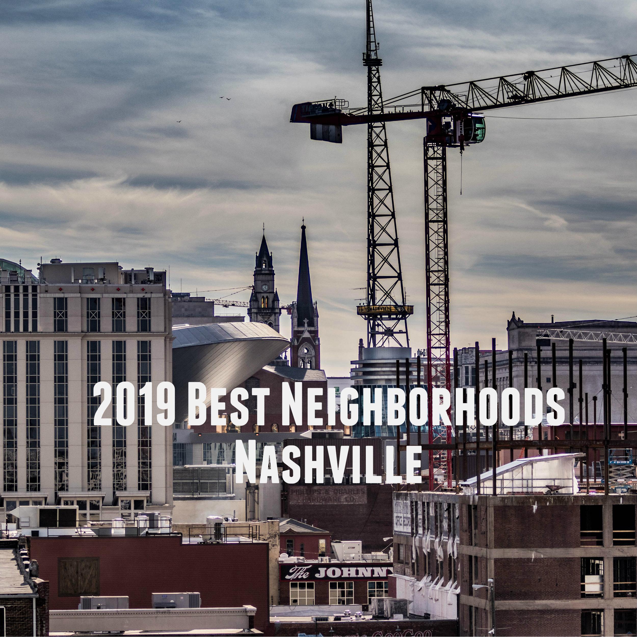 2019 best neighborhoods nashville