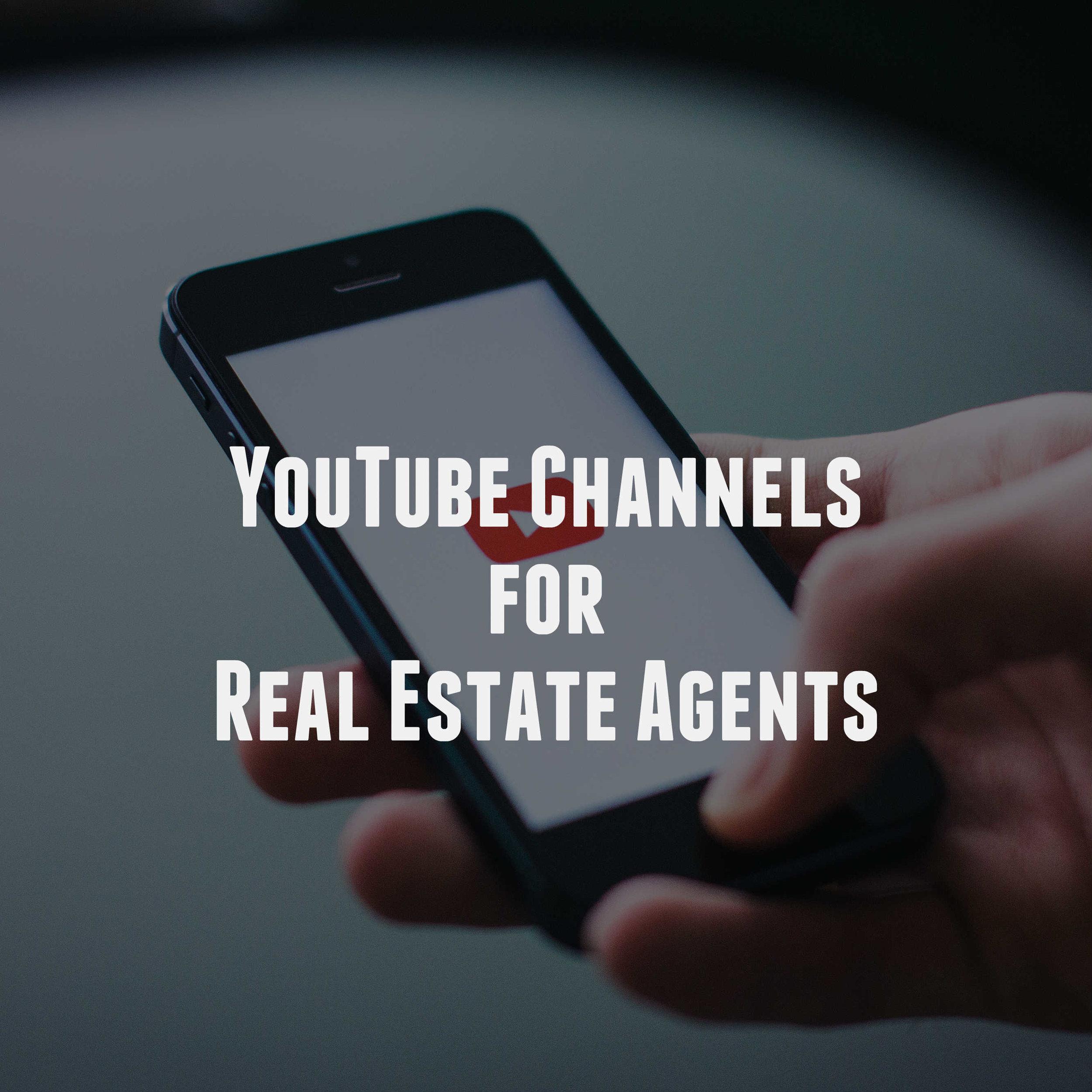 Real Estate YouTube Channels for Nashville Real Estate Agents