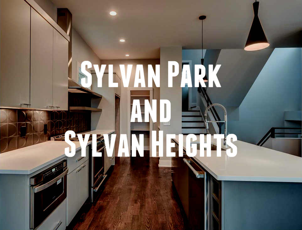 Sylvan Park and Sylvan Heights Real Estate Photography Nashville