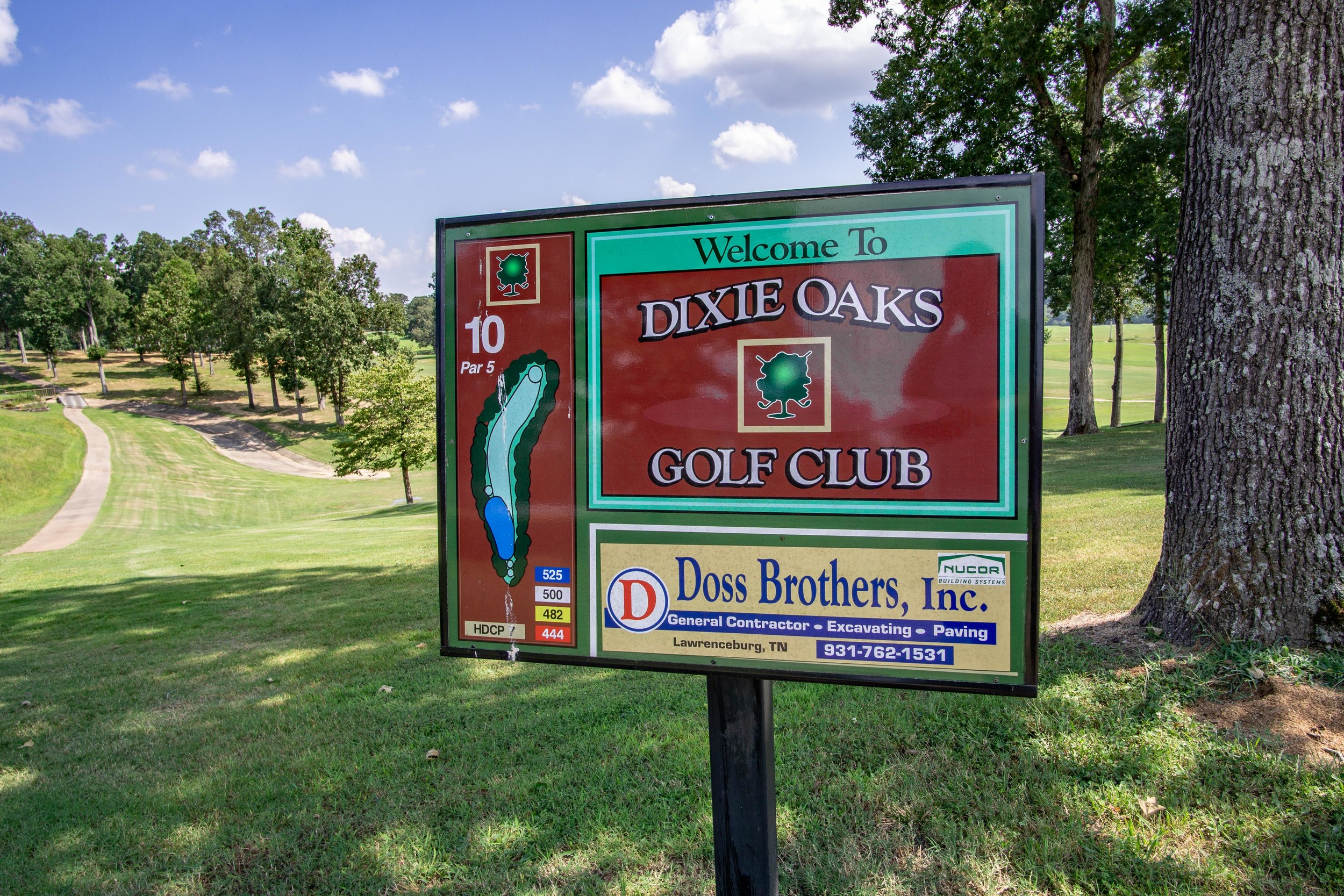 Dixie Oaks Golf Club Summertown TN Real Estate Photographer Pro -4.jpg