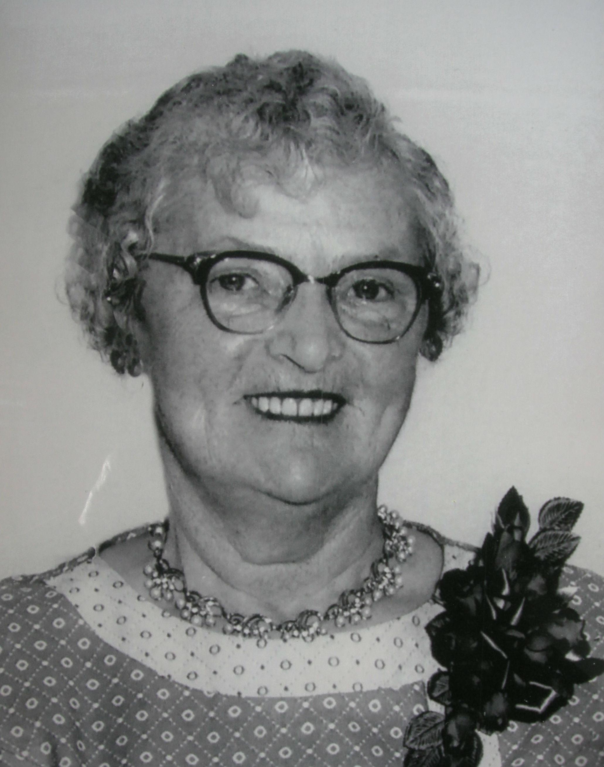 Elizabeth McArdle