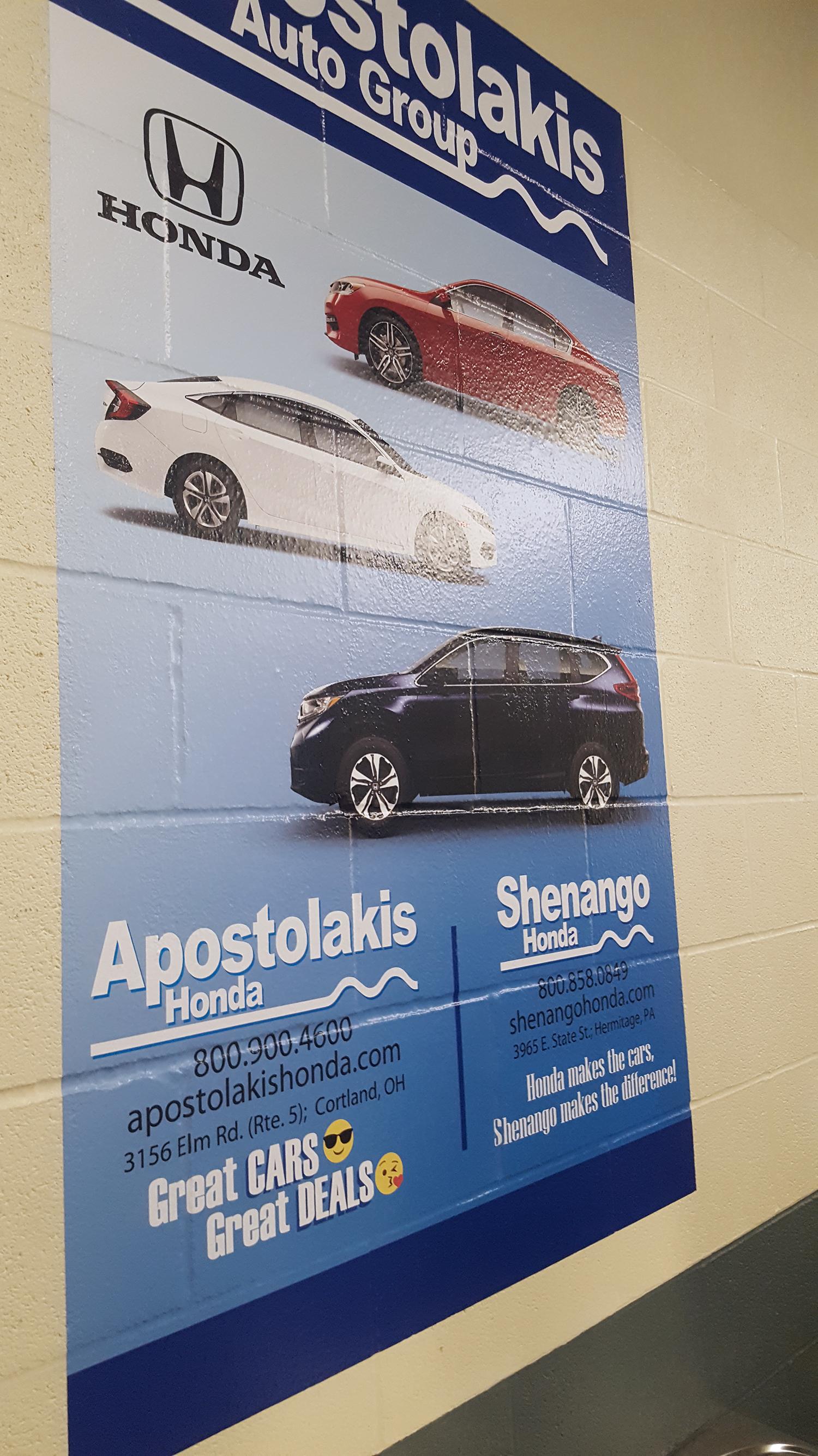 Client: Apostolakis Auto Group