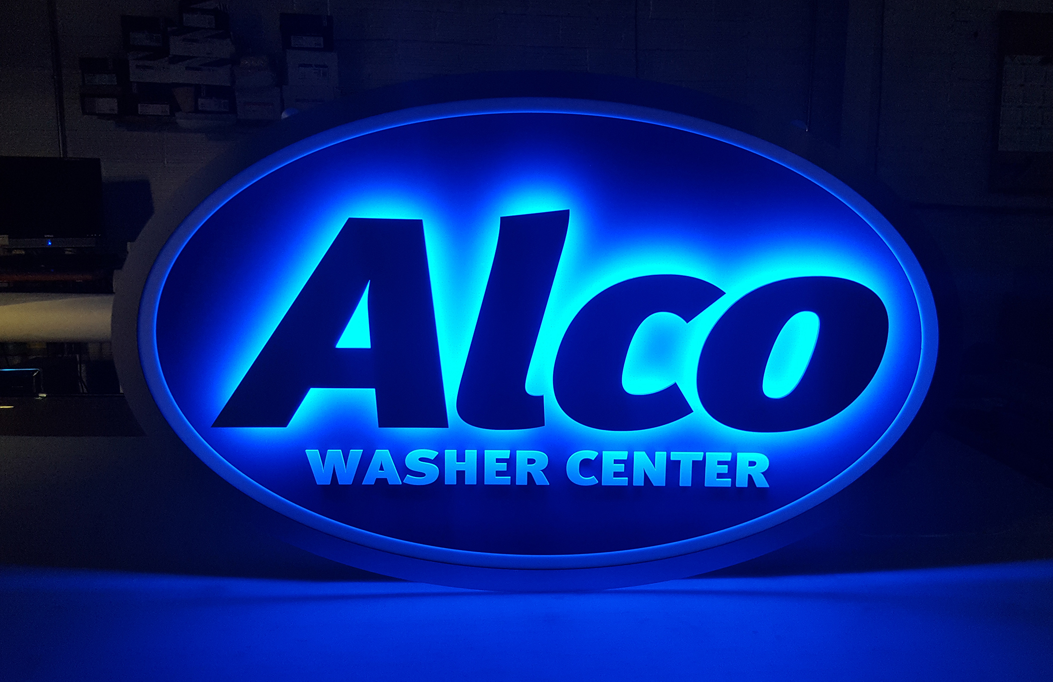 Client: Alco Washer Center