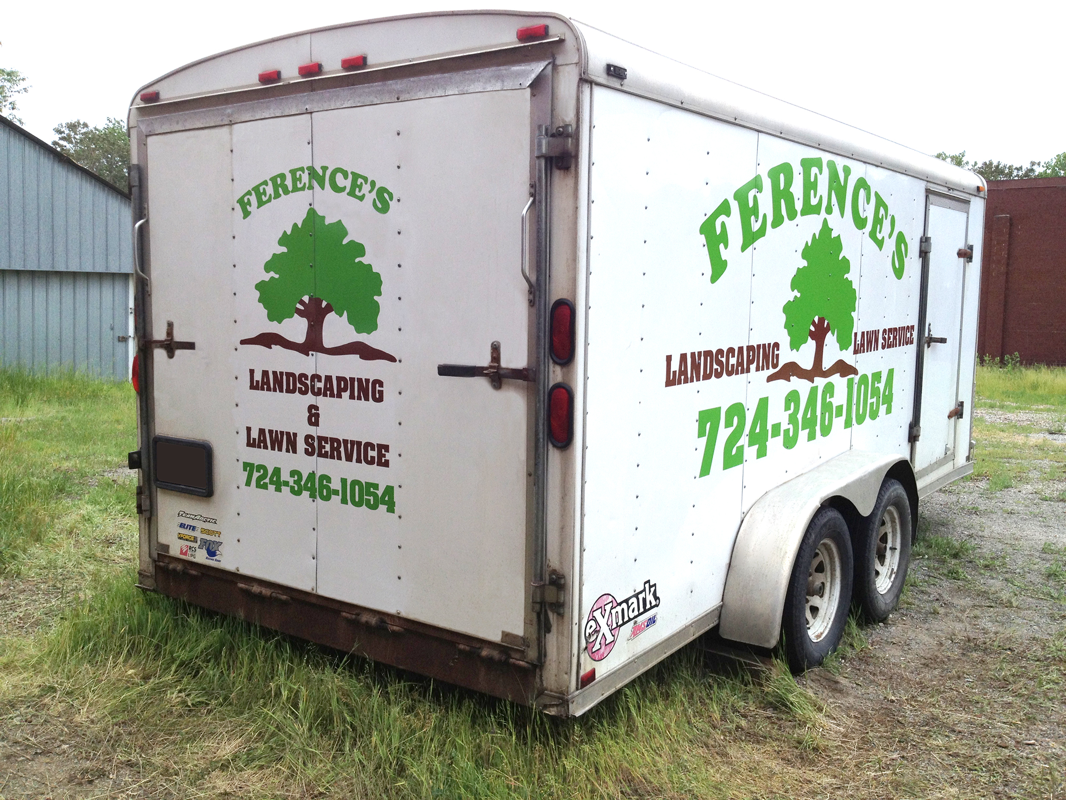 Client: Ference's Landscaping