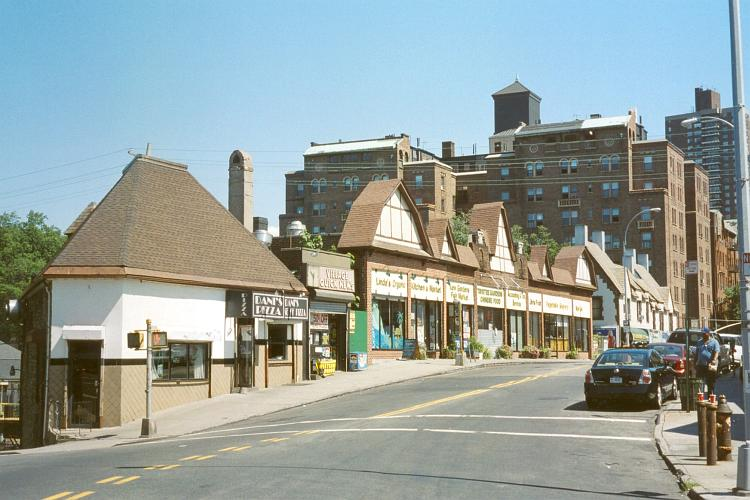 Retail Shops on Lefferts Blvd. Bridge, owned by the MTA/LIRR