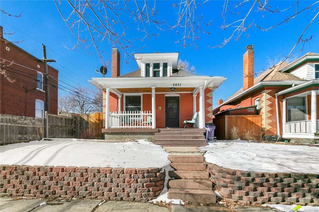 Sold - 2831 Decatur St, Denver2 bedrooms, 1 bathroom$525,000