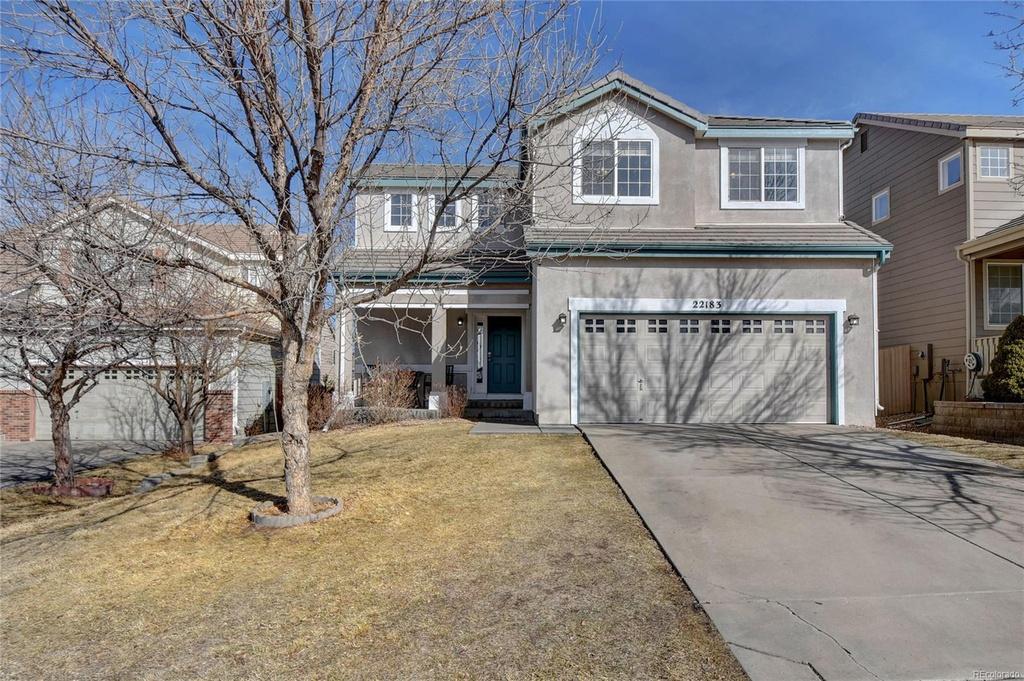 Sold - 22183 E Belleview Lane, Aurora3 bedrooms, 2.5 bathrooms$380,000