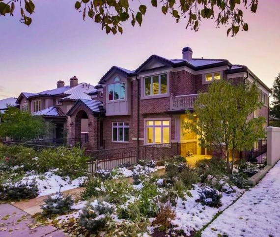 Sold - 225 Madison St, DenverCherry Creek neighborhood3 bedrooms, 4 bathrooms$1,790,000