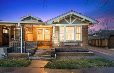 Sold - 519 E 4th Ave, DenverAlamo Placita neighborhood2 bedrooms, 2 bathrooms$505,000