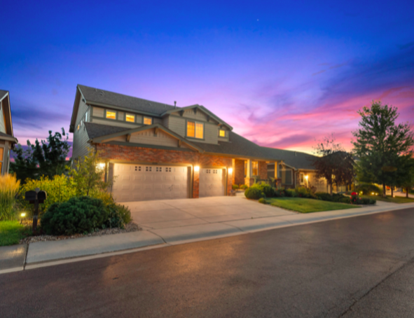 Sold - 16228 W 59th Pl, Golden4 bedrooms, 4 bathrooms$725,000