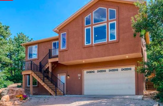 Sold - 113 Oakdale Drive, Palmer Lake3 bedrooms, 3 bathrooms$409,000