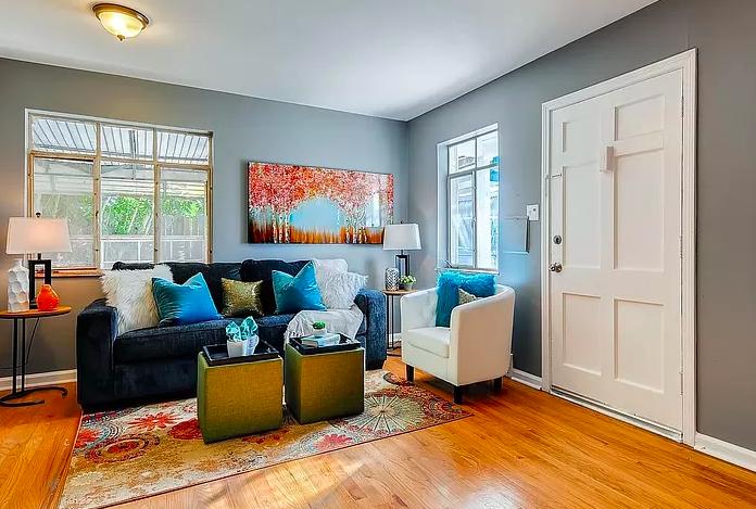 Sold - 3420 N Garfield St, Denver3 bedrooms, 1 bathroom$329,00