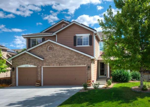 Sold - 10094 Eagle Valley Way, Highlands Ranch6 bedrooms, 5 bathrooms$608,000