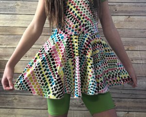 Full circle skirt $5 Infant and Girls sizes, in all fabrics