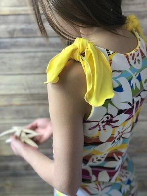 Wave ties