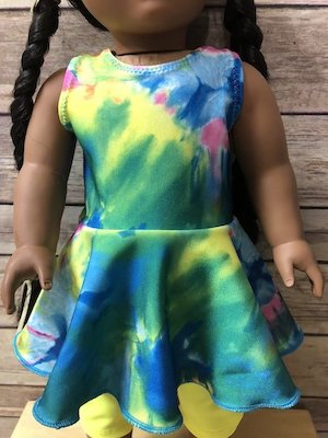 """Doll Swimsuit - Matching 18"""" doll suit, $20"""