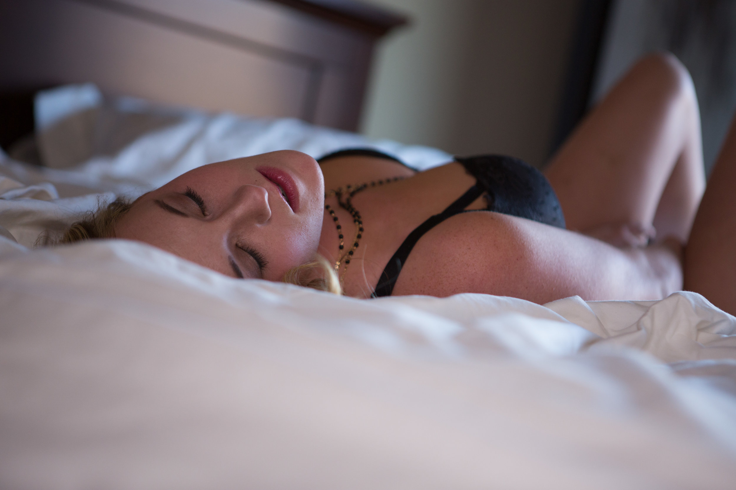 Boudoir session in Helena | Montana boudoir photographer