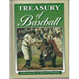 Treasury of Baseball: A Celebration of America's Pastime by Paul Adomites